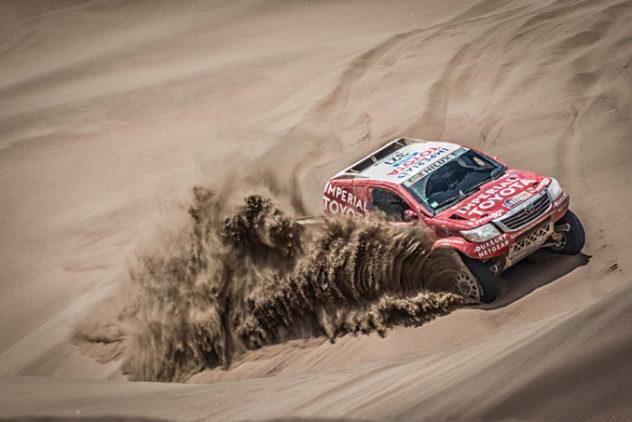 Rally Dakar Etappe 11