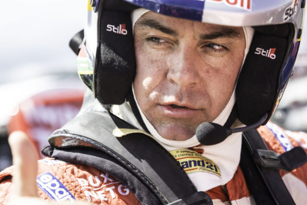 Rally Dakar Etappe 12