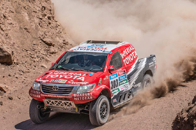 Rally Dakar Etappe 7