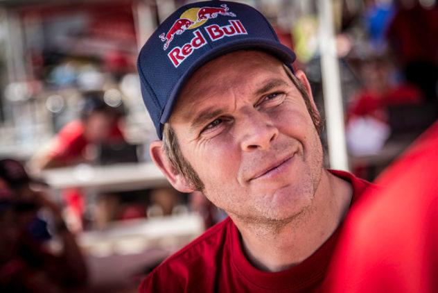 Rally Dakar Halbzeit