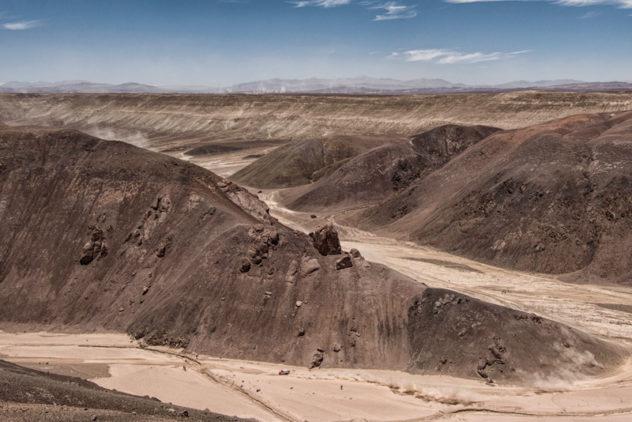 Rally Dakar Etappe 6