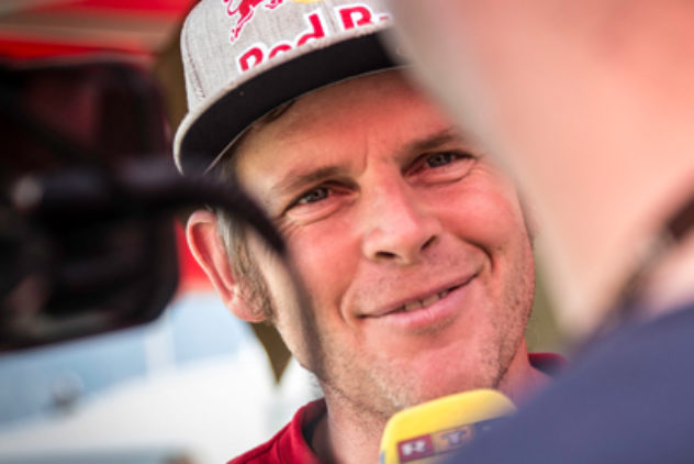 Rally Dakar Etappe 4
