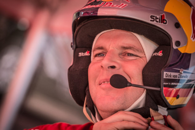 """Endlich Ruhetag!  De Villiers/von Zitzewitz beenden die erste """"Dakar""""-Woche auf Rang sechs"""