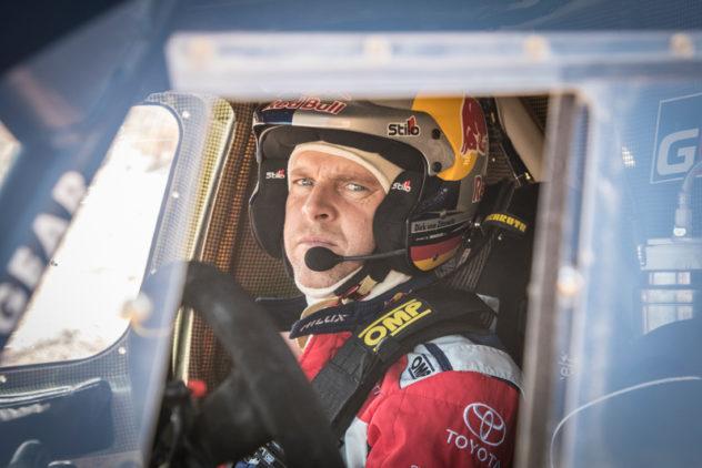 """Bürde und Chance der """"Dakar""""-Navigation"""