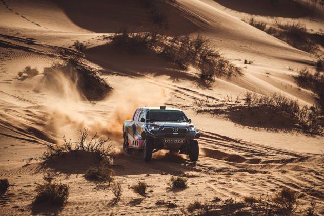 "Das ""Dakar""-Comeback des DvZ: große Ziele beim Start in Saudi-Arabien"