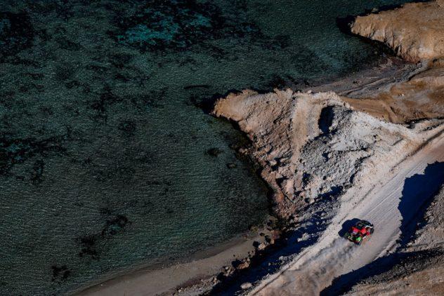 """Das nächste Ausrufezeichen – """"Dakar""""-Tageserfolg für Al-Rajhi/von Zitzewitz"""